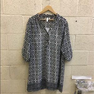 Women's Tacera Dress/Tunic Size XL